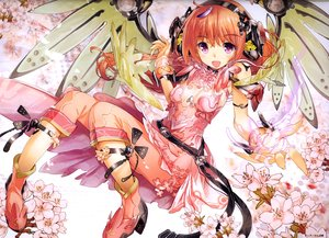 Rating: Safe Score: 24 Tags: aiyoku_no_eustia august eustia_astraea flowers sanbasou scan wings User: Wiresetc