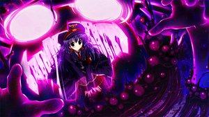 Rating: Safe Score: 74 Tags: blue_eyes clochette game_cg hat kamikaze_explorer long_hair oshiki_hitoshi purple purple_hair uniform usami_saori User: Wiresetc