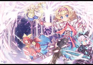 Rating: Safe Score: 48 Tags: alice_margatroid doll mage magic north_abyssor shanghai_doll signed touhou User: Tensa