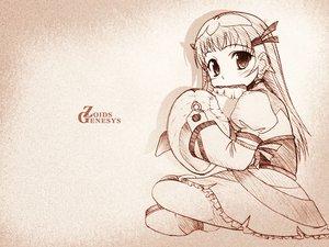 Rating: Safe Score: 9 Tags: rei_mii zoids zoids_genesis User: Oyashiro-sama