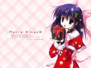 Rating: Safe Score: 32 Tags: christmas nanao_naru User: Oyashiro-sama