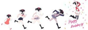 Rating: Safe Score: 70 Tags: 14_(vision5032) bow love_live!_school_idol_project school_uniform skirt white yazawa_nico User: Flandre93
