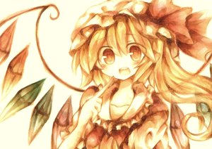 Rating: Safe Score: 66 Tags: blonde_hair flandre_scarlet polychromatic red_eyes touhou vampire wings wiriam07 User: PAIIS