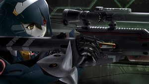 Rating: Safe Score: 162 Tags: bicolored_eyes gun kawanakajima lisa_(pso2) phantasy_star phantasy_star_online phantasy_star_online_2 robot weapon User: Tensa