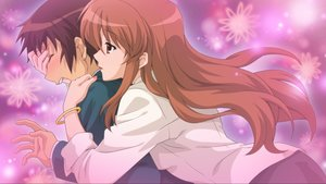 Rating: Safe Score: 28 Tags: asahina_mikuru brown_eyes brown_hair game_cg hug kyon long_hair male orange_hair school_uniform short_hair suzumiya_haruhi_no_tsuisou suzumiya_haruhi_no_yuutsu User: SciFi