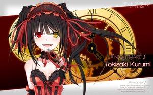 Rating: Safe Score: 155 Tags: bicolored_eyes black_hair date_a_live gun tokisaki_kurumi weapon User: lunatique
