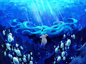 Rating: Safe Score: 107 Tags: bubbles deep-sea_girl_(vocaloid) hatsune_miku lyrah777 twintails underwater vocaloid water User: FormX
