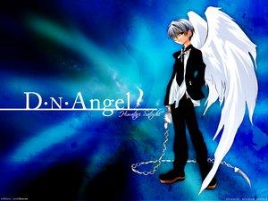 Rating: Safe Score: 3 Tags: dnangel hiwatari_satoshi wings User: Oyashiro-sama