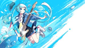 Rating: Safe Score: 25 Tags: hatsune_miku nou vocaloid User: mattiasc02