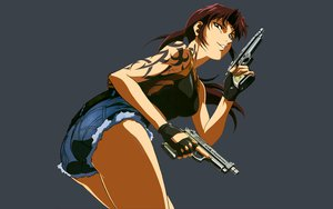 Rating: Safe Score: 44 Tags: black_lagoon gun revy weapon User: happygestapo
