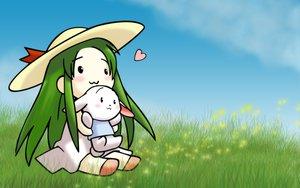 Rating: Safe Score: 14 Tags: animal cat_smile chibi churuya eretto nyoron sheep suzumiya_haruhi_no_yuutsu tsuruya utsura_uraraka vector User: Oyashiro-sama