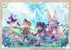 Rating: Safe Score: 25 Tags: blanco026 made_in_abyss nanachi regu_(made_in_abyss) riko_(made_in_abyss) User: RyuZU
