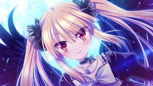 Rating: Safe Score: 35 Tags: game_cg iris_pumila kyuuketsu_hime_no_libra miyasu_risa onomatope* tagme User: luckyluna