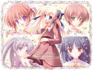 Rating: Safe Score: 3 Tags: canvas2_niji_iro_no_sketch hagino_kana housen_elis tagme User: Oyashiro-sama