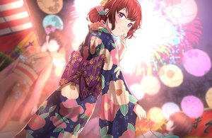 Rating: Safe Score: 35 Tags: festival japanese_clothes original wang_man yukata User: RyuZU