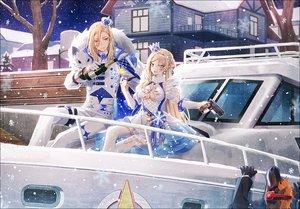 Rating: Safe Score: 25 Tags: blonde_hair boat crown drink gun hakusai kouyakoudou male snow tagme_(character) weapon winter yellow_eyes User: FormX