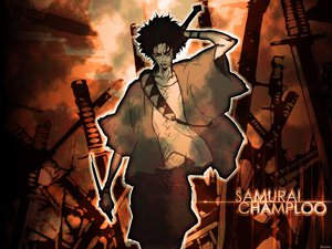 Rating: Safe Score: 4 Tags: all_male male mugen samurai_champloo User: Oyashiro-sama