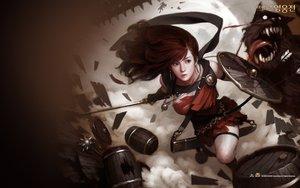 Rating: Safe Score: 51 Tags: armor mabinogi mabinogi_heroes weapon User: Tiki