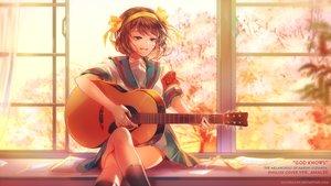 Rating: Safe Score: 63 Tags: guitar instrument lulu_season suzumiya_haruhi suzumiya_haruhi_no_yuutsu waifu2x User: mattiasc02
