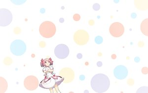 Rating: Safe Score: 63 Tags: corset dress kaname_madoka kyuubee long_hair mahou_shoujo_madoka_magica pink_hair twintails User: MisakaImouto