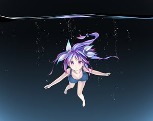 Rating: Safe Score: 185 Tags: anthropomorphism bubbles i-19_(kancolle) kantai_collection ninnzinn purple_eyes purple_hair school_swimsuit swimsuit underwater water User: FormX