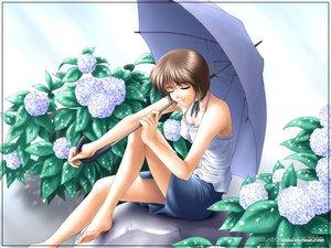 Rating: Safe Score: 9 Tags: r tagme umbrella User: Oyashiro-sama