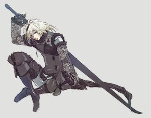 Rating: Safe Score: 27 Tags: nier nier_(character) User: Maboroshi