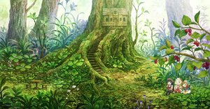 Rating: Safe Score: 38 Tags: hakumei_(hakumei_to_mikochi) hakumei_to_mikochi landscape mikochi_(hakumei_to_mikochi) scenic tagme_(artist) tagme_(character) User: gnarf1975