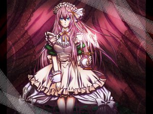 Rating: Safe Score: 33 Tags: megurine_luka vocaloid User: HawthorneKitty