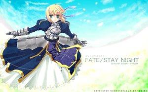 Rating: Safe Score: 5 Tags: artoria_pendragon_(all) fate_(series) fate/stay_night saber User: Oyashiro-sama