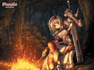 Rating: Safe Score: 131 Tags: armor fire gray_hair primitive_link purple_software short_hair sione sword tsukimori_hiro weapon User: Oyashiro-sama
