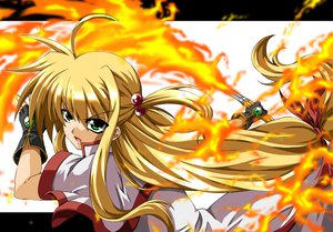 Rating: Safe Score: 20 Tags: alisa_bannings fire mahou_shoujo_lyrical_nanoha User: Eruku