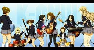 Rating: Safe Score: 85 Tags: akiyama_mio drums guitar hirasawa_ui hirasawa_yui instrument k-on! kotobuki_tsumugi microphone nakano_azusa piano saitou_sumire school_uniform shian_(my_lonly_life.) suzuki_jun tainaka_ritsu User: FormX