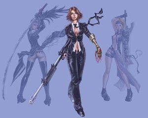 Rating: Safe Score: 23 Tags: final_fantasy final_fantasy_x final_fantasy_x-2 yuna_(ffx) User: Oyashiro-sama