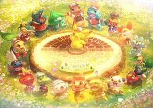 Rating: Safe Score: 62 Tags: bulbasaur charmander chespin chikorita chimchar cosplay cyndaquil fennekin froakie mudkip oshawott pikachu piplup pokemon snivy squirtle tepig toitoi508 torchic totodile treecko turtwig User: FormX