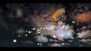 Rating: Safe Score: 112 Tags: animal clouds flowers night original rain sarnath scenic stars tiger water User: Flandre93