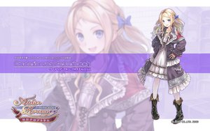 Rating: Safe Score: 39 Tags: atelier_rorona blonde_hair blue_eyes boots cuderia_von_feuerbach dress kishida_mel long_hair necklace zoom_layer User: w7382001