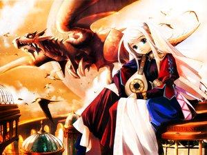 Rating: Safe Score: 9 Tags: dragon ragnarok_online shiina_yuu User: Oyashiro-sama