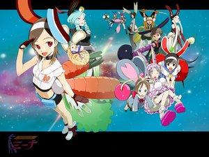 Rating: Safe Score: 6 Tags: bunnygirl food getsumen_to_heiki_mina hazemi_nakoru tagme tsukuda_mina User: Oyashiro-sama