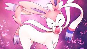 Rating: Safe Score: 16 Tags: aliasing close higa-tsubasa pink pokemon polychromatic purple sylveon User: otaku_emmy