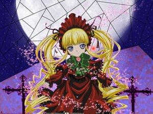 Rating: Safe Score: 13 Tags: blonde_hair blue_eyes rozen_maiden shinku signed vector User: acucar11