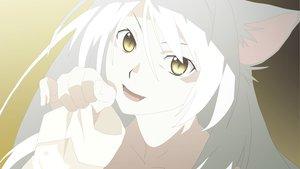 Rating: Safe Score: 56 Tags: animal_ears bakemonogatari catgirl hanekawa_tsubasa monogatari_(series) vector white_hair User: HawthorneKitty
