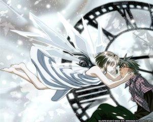 Rating: Safe Score: 3 Tags: chise saikano saishuu_heiki_kanojo shuji wings User: Oyashiro-sama