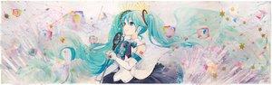 Rating: Safe Score: 49 Tags: hatsune_miku ikushima magical_mirai_(vocaloid) vocaloid User: RyuZU