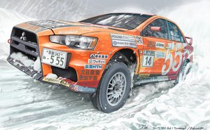 Rating: Safe Score: 28 Tags: car jettoburikku original signed snow User: RyuZU