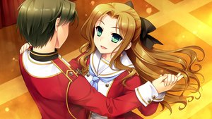 Rating: Safe Score: 9 Tags: akatsuki-works game_cg hello_lady saeki_hokuto User: Maboroshi