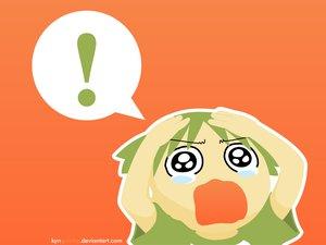 Rating: Safe Score: 6 Tags: koiwai_yotsuba orange yotsubato! User: Oyashiro-sama