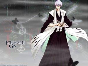 Rating: Safe Score: 18 Tags: all_male bleach ichimaru_gin male User: Oyashiro-sama