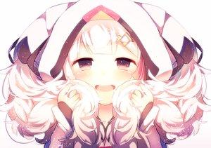 Rating: Safe Score: 42 Tags: close fuyuzuki_gato hatsune_miku vocaloid white_hair yuki_miku User: FormX