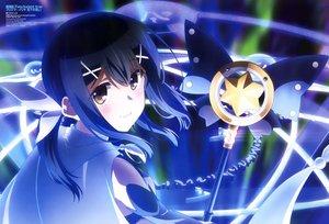 Rating: Safe Score: 29 Tags: fate/kaleid_liner_prisma_illya fate_(series) miyu_edelfelt sawairi_yuuki scan type-moon watermark User: RyuZU